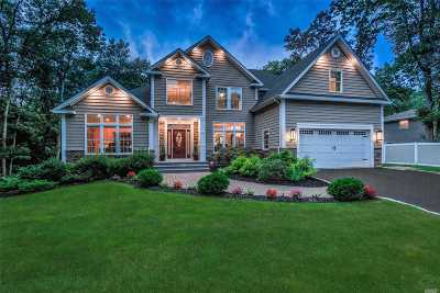 Smithtown Single Family Home For Sale: 80 Grassy Pond Dr
