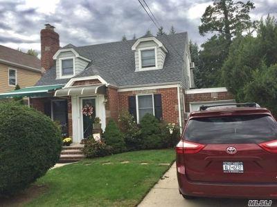 New Hyde Park Single Family Home For Sale: 707 Terrace Blvd