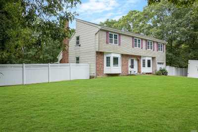 East Moriches Single Family Home For Sale: 4 Marilyn St