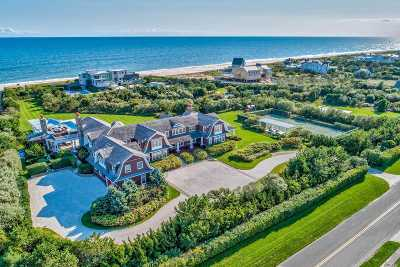 Quogue Single Family Home For Sale: 168 Dune Rd
