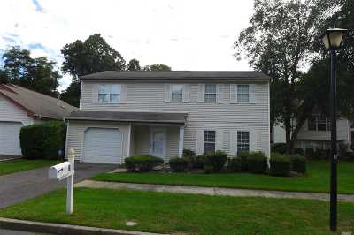 Middle Island Condo/Townhouse For Sale: 6 Turnberry Ct