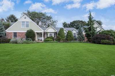 East Islip Single Family Home For Sale: 60 Percy Williams Dr