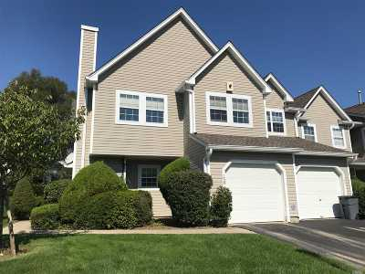 E. Setauket Condo/Townhouse For Sale: 250 Erin Ln