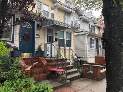 Woodhaven Single Family Home For Sale: 93-11 75th St