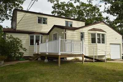 Farmingville Single Family Home For Sale: 15 Joseph Ct