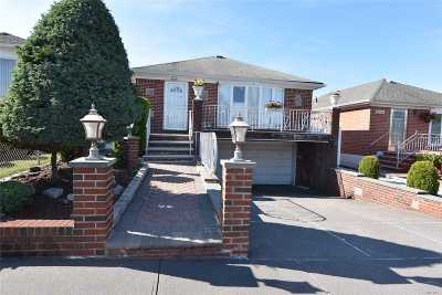 Whitestone Single Family Home For Sale: 160-46 25 Ave