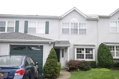 Huntington Condo/Townhouse For Sale: 6 Horizon Ct