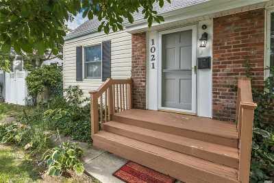 Baldwin Single Family Home For Sale: 1021 Alhambra Rd
