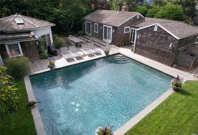 Amagansett Single Family Home For Sale: 29 Devon Rd