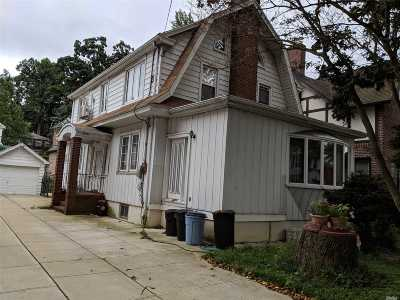 Flushing Single Family Home For Sale: 33-61 164th St