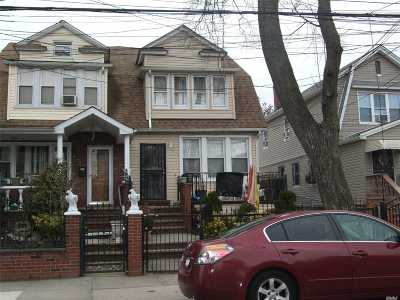 Richmond Hill Multi Family Home For Sale: 95-10 126th St