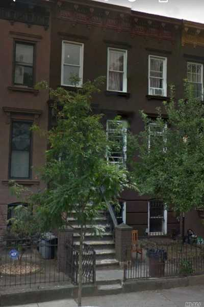 Brooklyn Multi Family Home For Sale: 688 Madison St