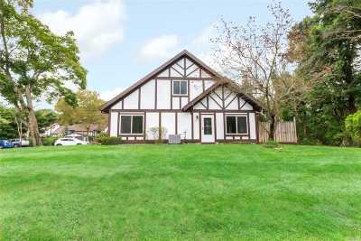 Middle Island Single Family Home For Sale: 56 Briar Hill Ct