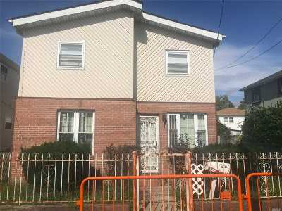 Jamaica Single Family Home For Sale: 151-53 134th Ave