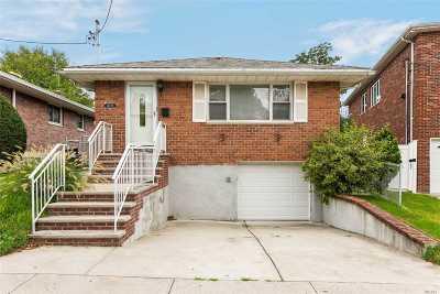 Whitestone Single Family Home For Sale: 151-23 10th Avenue