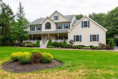 Pt.jefferson Sta Single Family Home For Sale: 125 Barraud Dr