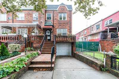 Brooklyn Single Family Home For Sale: 1272 E 49th St