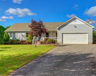 Mattituck Single Family Home For Sale: 770 Harvest Ln