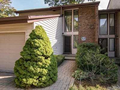 Jericho Condo/Townhouse For Sale: 12 Maple Run Dr