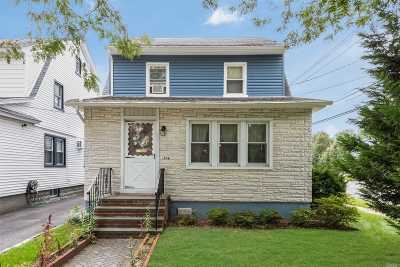 Floral Park Single Family Home For Sale: 32b Emerson Ave