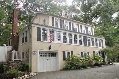 Woodbury Single Family Home For Sale: 235 Woodbury Rd