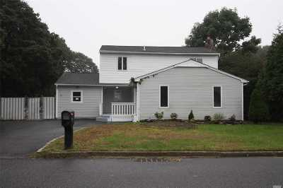 Holbrook Single Family Home For Sale