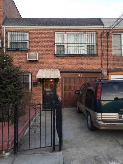 Elmhurst Single Family Home For Sale: 52-21 74th St