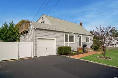 Massapequa Single Family Home For Sale: 241 N Albany Ave