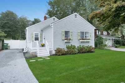 Southampton NY Single Family Home For Sale: $1,475,000