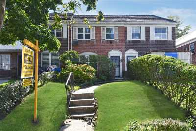 Kew Garden Hills NY Single Family Home For Sale: $799,000