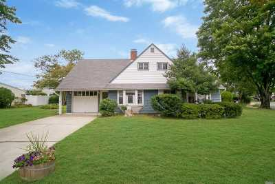 Levittown Single Family Home For Sale: 268 S Elm Dr