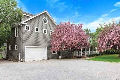 Southampton NY Single Family Home For Sale: $1,550,000