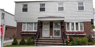 Flushing Single Family Home For Sale: 47-10 169th St