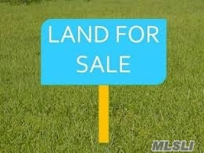 Patchogue Residential Lots & Land For Sale: Lenox Ave