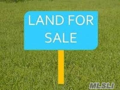 Holbrook Residential Lots & Land For Sale: 1st St