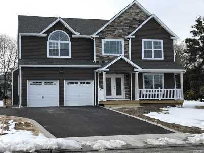 Smithtown Single Family Home For Sale: Lot 39 Mobrey Ln
