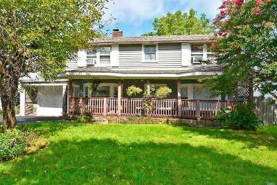 Hicksville Single Family Home For Sale: 33 Ballad Ln