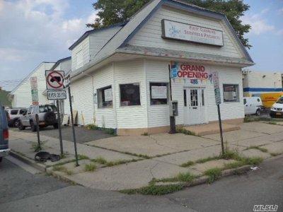 Rockville Centre Commercial For Sale: 485 Merrick Rd