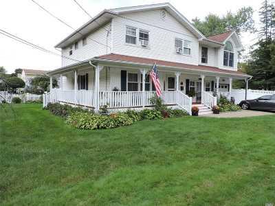 Bay Shore Single Family Home For Sale: 1565 Denver Ave