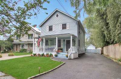 East Islip Single Family Home For Sale: 29 Irish Ln