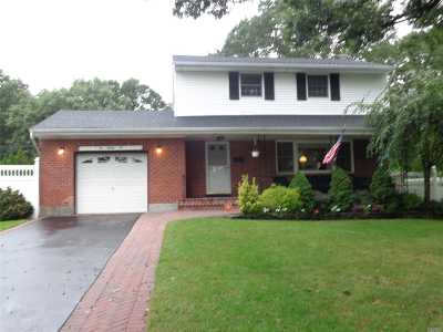 Centereach Single Family Home For Sale: 286 Tree Rd