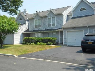 Manorville Rental For Rent: 76 Lakeview Dr