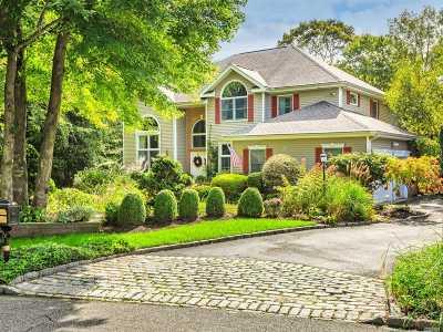 Setauket NY Single Family Home For Sale: $739,000