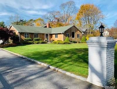 Bay Shore  Single Family Home For Sale: 80 S Awixa Ave
