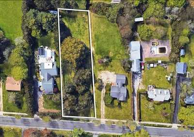 Remsenburg Residential Lots & Land For Sale: 55 South Phillips Ave