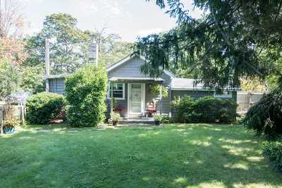 Bayport Single Family Home For Sale: 48 Fairview Ave