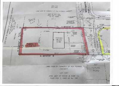 Nesconset Residential Lots & Land For Sale: Parcel C Oak Run