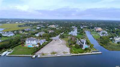 Quogue Residential Lots & Land For Sale: 12 Bay View
