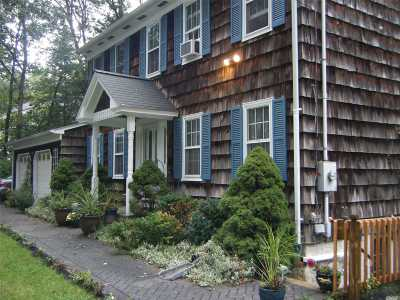 Wading River Single Family Home For Sale: 120 Josephine Dr.