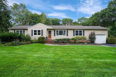 Stony Brook Single Family Home For Sale: 24 Marion Ave